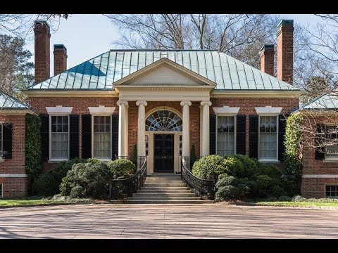 Atlanta's Historical Rose Hill -390 W Paces Ferry Rd NW