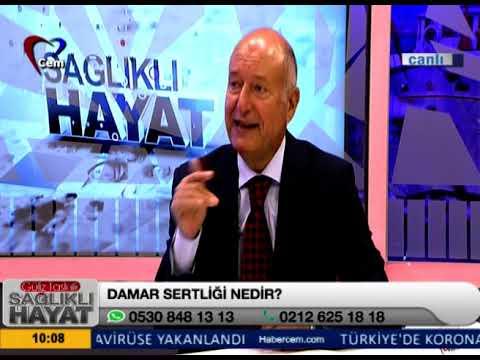 Damar Hastalıkları | Güliz Taşlı ile Sağlıklı Hayat | Op. Dr. Cafer Abbasoğlu indir