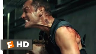Repo Men (2010) - Hallway Massacre Scene (6/10) | Movieclips Thumb