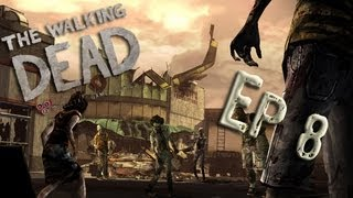 The Walking Dead - Long Road Ahead: Let's Play Commentato - Parte 8: Ti Sgrido!