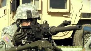 US Army PEO Soldier - M2A1 .50 Cal Heavy Machine Gun [720p]