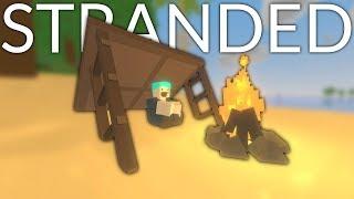 Stranded ! - Unturned Roleplay Movie