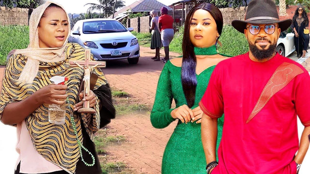 Download FROM POOR CHURCH GIRL TO BILLIONAIRE'S WIFE 9&10 (Fredrick Leonard/Uju Okoli) 2021 LATEST MOVIE