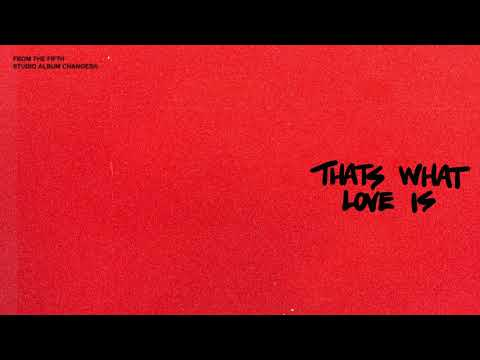 "Justin Bieber – ""That's What Love Is"""