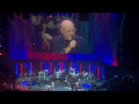 Phil Collins - Can't hurry love / dance into the Light -Royal Albert Hall - 26-11-17