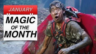 Things Got A Little Messy | MAGIC OF THE MONTH | Zach King (January 2019)
