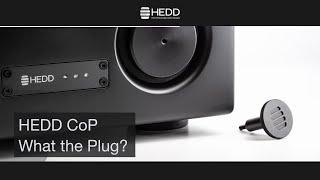 HEDD MK2 Studio Monitors: Klaus Heinz explaining CoP (Closed or Ported) Technology.