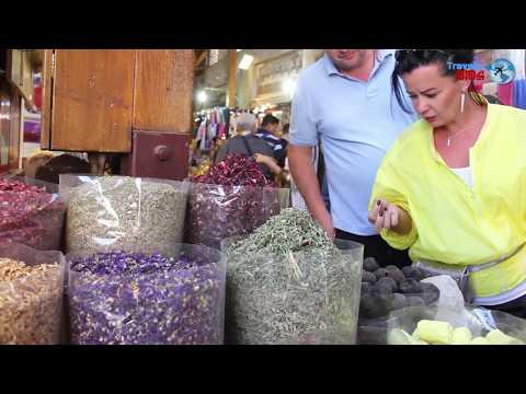 Old Dubai 2019. Abra. Souks. Meena Bazar.