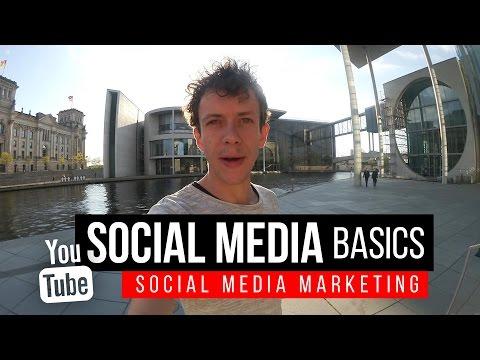 Social Media Marketing ▶ Hilfe und Grundlagen erklärt