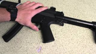 GSG 522 22LR HK MP5 Replica Review