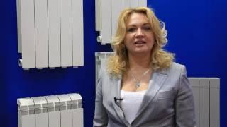 видео Биметаллические радиаторы отопления Global | Итальянские биметаллические батареи Глобал