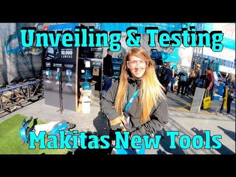 The best of Makita's NEW Power tools at World of concrete 2020