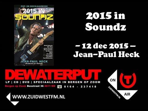 2015 in Soundz - Interview met schrijver Jean-Paul Heck