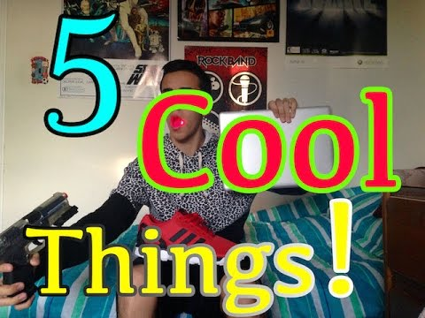 5 Cool Things In My Room! - YouTube