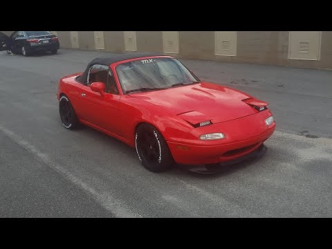 $900 Miata Build. Junk Yard Rescue