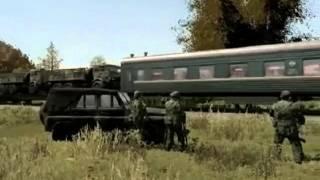 In memory of war. Памяти ветеранам Чеченских войн на движке игры Arma 2  версия 1.1