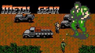 Metal Gear (FC)