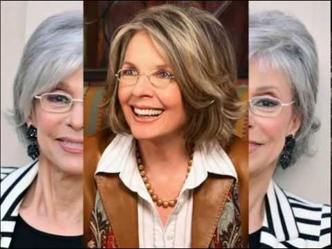 Hairstyles For Older Women । 30 Classy and Simple Short Hairstyles For Women