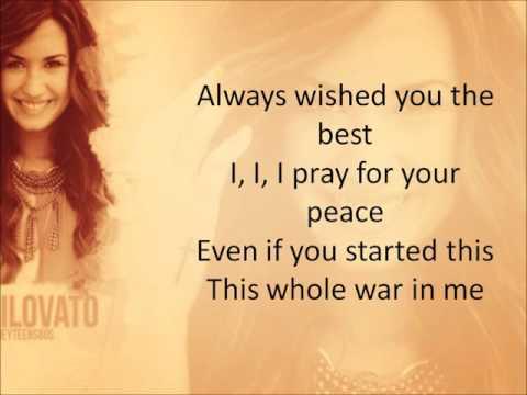Demi Lovato - Father Lyrics