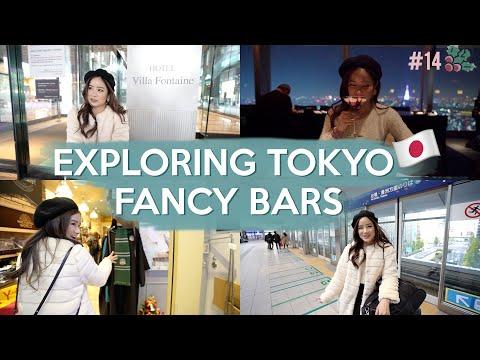 Anime Shopping In Akihabara, Tokyo Station & Fancy Bars! | Vlogmas #14