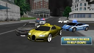 Modern Taxi Duty Driving 3D - Android Gameplay HD
