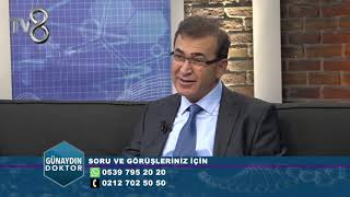 Prof. Dr. Selahattin Kumru TV8 Ekranlarında Amniyotik Bant Hakkında Bilgilendiriyor