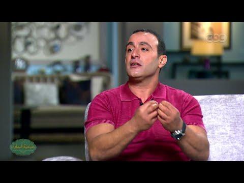 صاحبة السعادة  السقا : خالد النبوى ممثل قوى من قبل