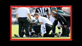 Breaking News | Eagles' rb darren sproles suffers broken arm vs. giants, report says