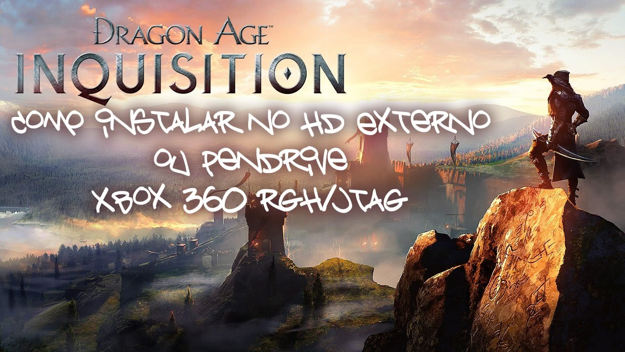 Como instalar dragon age inquisition no hd externo ou for Hd esterno xbox 360
