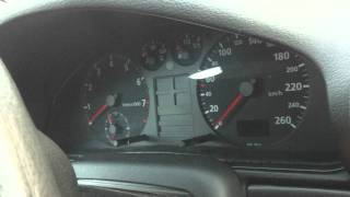 Audi A4 1.8l 92kW 1995 Probleme beim Anlassen