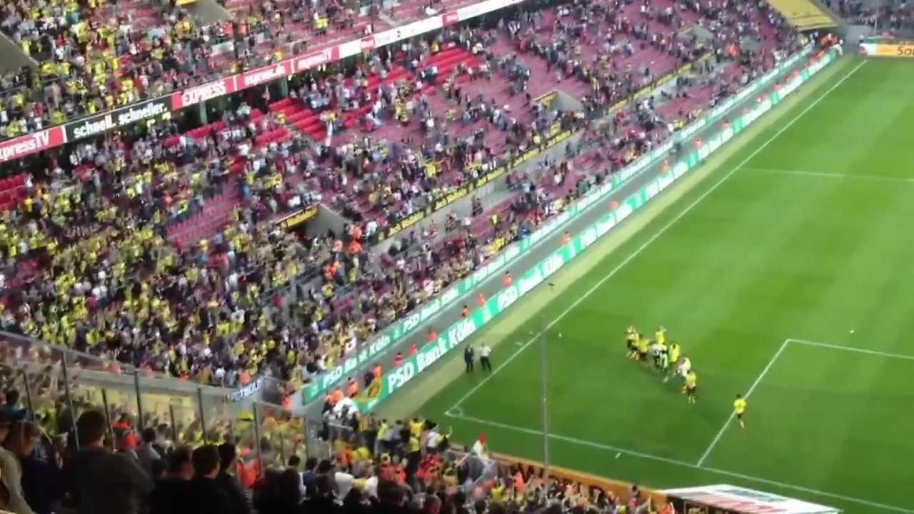 Borussia Dortmund BVB Auswärtssieg gegen 1. FC Köln