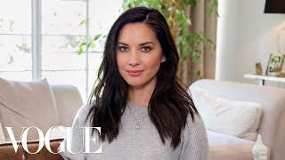 73 Questions With Olivia Munn | Vogue