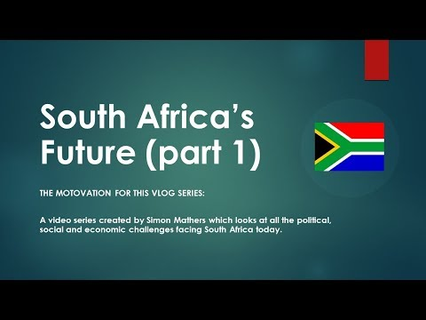 SOUTH AFRICA'S FUTURE