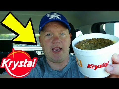 Krystal Sausage Scrambler (Reed Reviews)