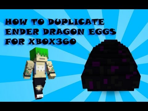 how to make a dragon egg minecraft