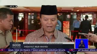 Good Election - Prabowo Gebrak Podium, Mar'ruf: Pemimpin Harus Kontrol Emosi & Sabar - NET12