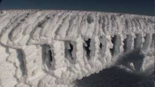 Extreme Winter Weather Project Behind the Scenes - Mount Washington