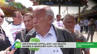 Marcel Campion : «C'est la mort, petit à petit, du métier de forain et des cirques, en France»