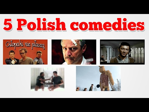 5 Polish movies  old comedies