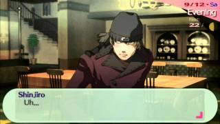 Shin Megami Tensei: Persona 3 Portable Walkthrough Part 2 Video (PSP)