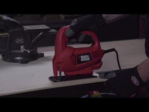 Black & Decker Jigsaw - 400W
