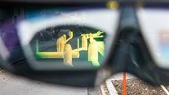 Blick unter die Strasse mit Augmented Reality: Feldversuche in Pfäffikon ZH und Küsnacht