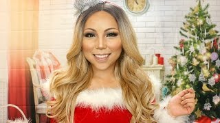 MARIAH CAREY Makeup Transformation!!!