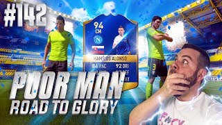 I PACK 12 HUGE TOTS WALKOUT PLAYERS!!!! Ultimate TOTS - Poor Man RTG #142 - FIFA 17 Ultimate Team