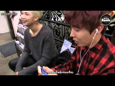 [Thaisub][Naver Starcast]  Bangtan Bomb Hello, Hello~ BTS' Happy Halloween!