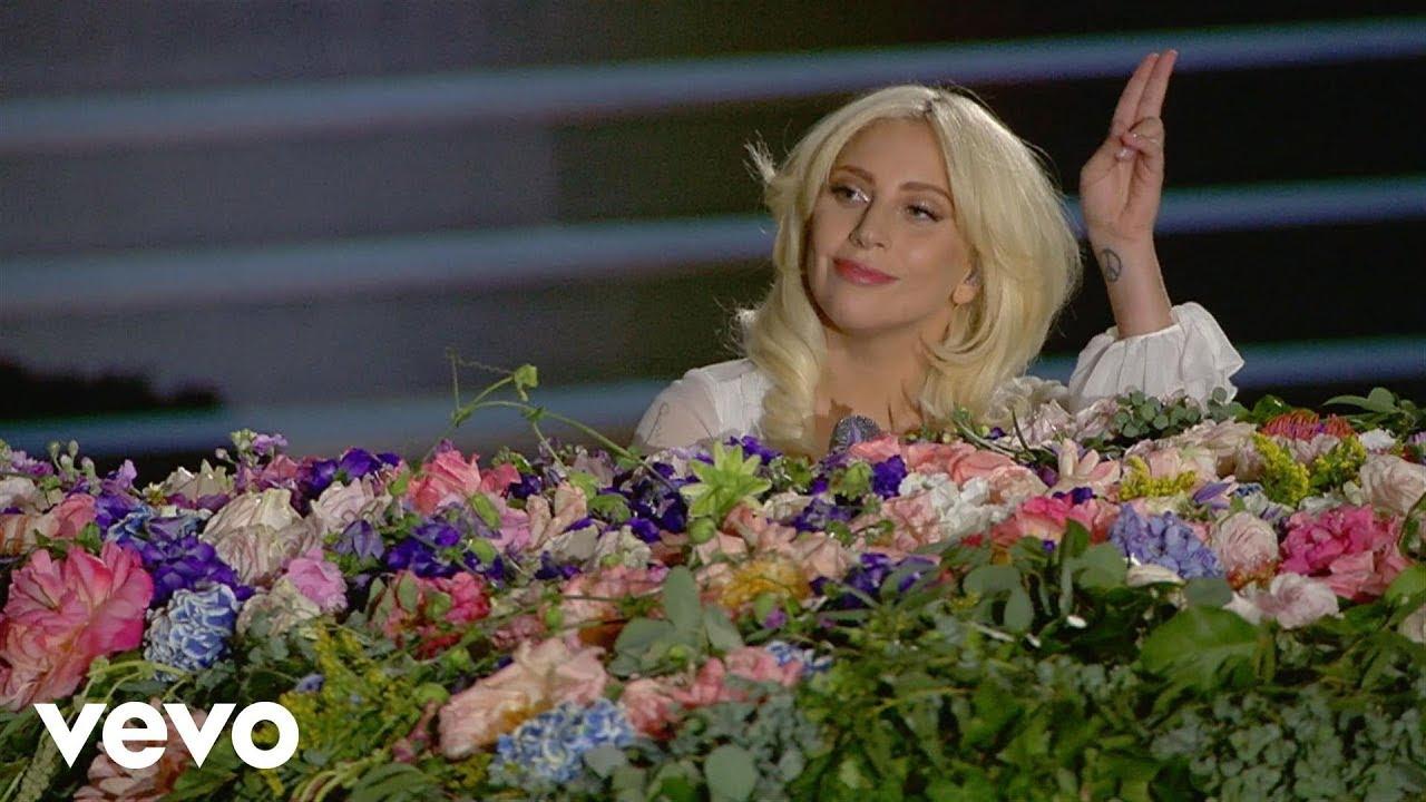 Download Lady Gaga - Imagine (Live at Baku 2015 European Games Opening Ceremony)