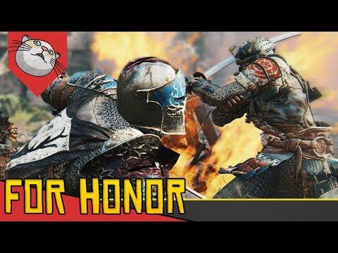 FOR HONOR AGORA VALE A PENA!  For Honor Conhecendo o Jogo Gameplay Português PTBR
