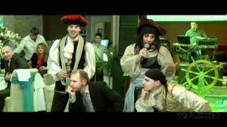 Пиратская свадьба, Москва, агентство «Скарлет Стар»