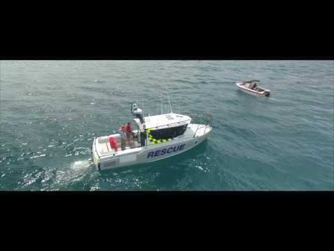 sea rescue west beach adelaide 2017