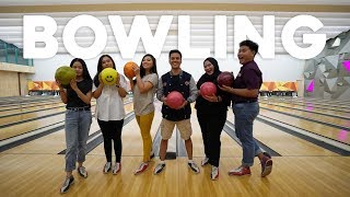 VLOGGG #140: Main Bowling Bareng Followers